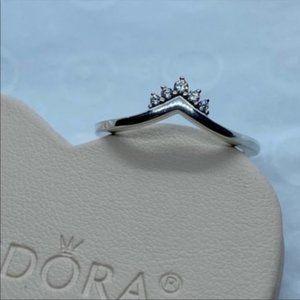 Tiara Wish Ring Size 54 EU/ 7 US